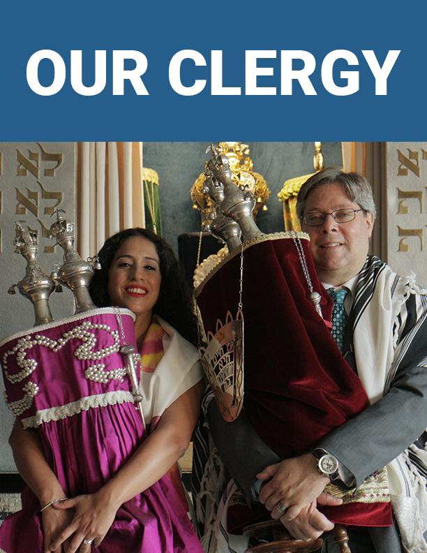 Clergy Module Top Center