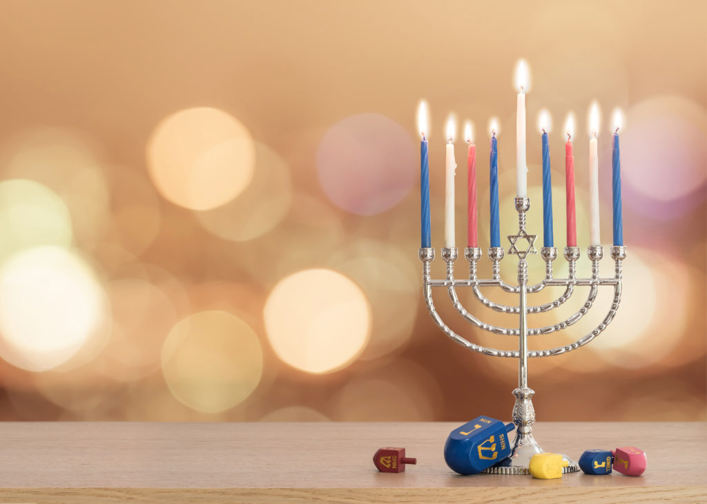 Join our joyous and illuminating Chanukah festivities. Come together and celebrate with your community.